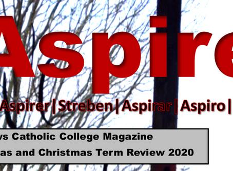 Aspire, Our College Magazine
