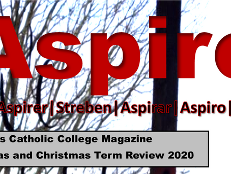 Aspire, Our College Magazine