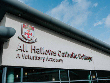 Welcome to the new All Hallows CC Website