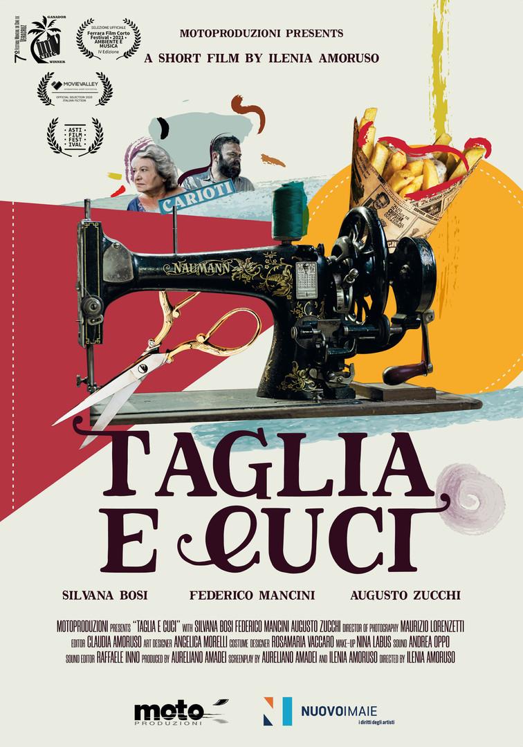 Taglia E Cuci, 12' ITA