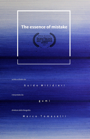 The Essence Of Mistake, 4' ITA