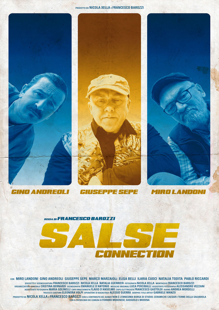 Salse Connection, 15' ITA