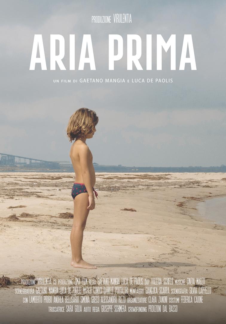 Aria Prima, 15' ITA