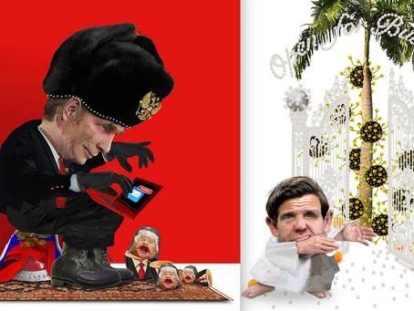 DeSantis = Putin?