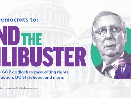 What's The #1 Most Important Reason To Ditch The Filibuster?