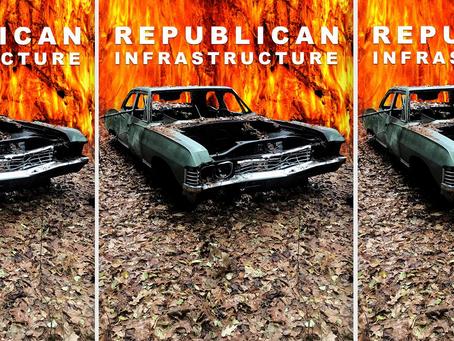 Everyone Wants Biden's Infrastructure Bill To Pass-- Except Republicans