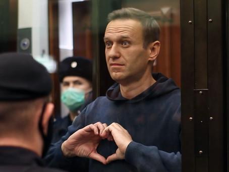 Two Opposite Views of Alexei Navalny