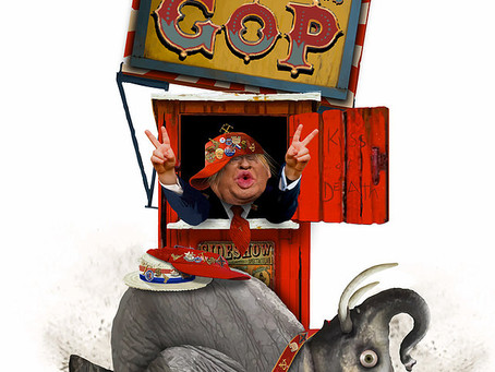 Voters Have Good Reason To Be Disgusted With The GOP. How Can They Think They're Going To Win Again?