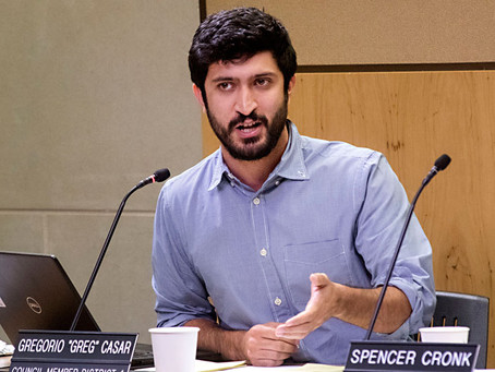 A Letter From Mike Siegel: Why I'm supporting Greg Casar in TX-35