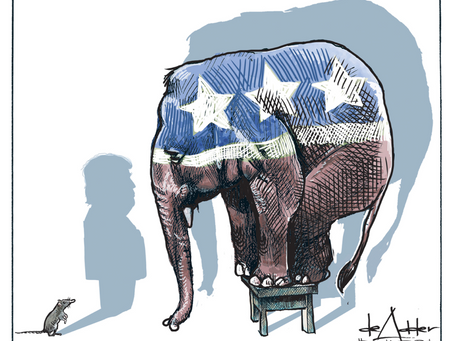 Is The GOP Anti-America Or Anti-Democracy-- Or Both?