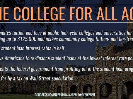 Another Popular Progressive Proposal That Conservatives Want To Sand-Bag: College-For-All