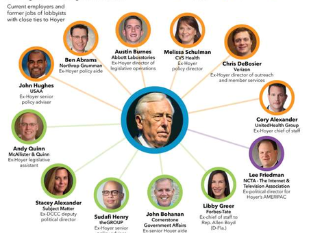 Institutional Corruptionist Steny Hoyer Gets His Dream: Earmarks Are Coming Back