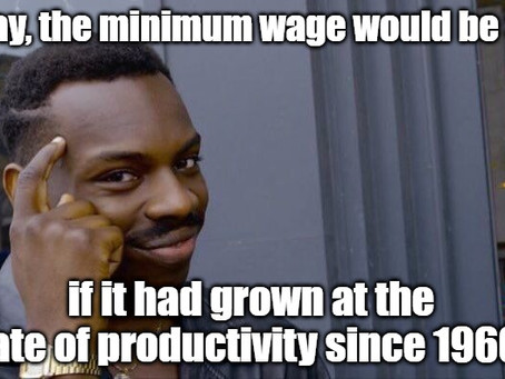 Never Forget: Conservatives-- From Both Parties-- Killed Raising The Minimum Wage