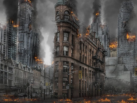 Some Voters Don't Like The Whole Idea Of Societal Collapse; Other Do
