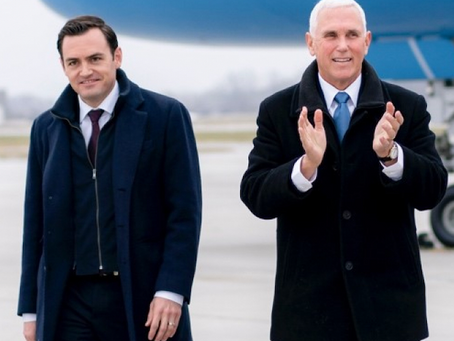 Why Wisconsin Voters Should Defeat Mike Gallagher In 2022... In His Own Words