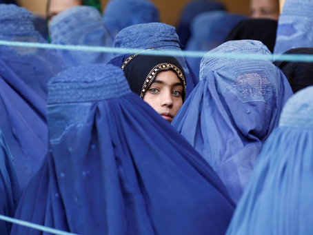 Afghanistan-- Will It Be As Bad As It Would Be Here If The Evangelicals Ever Take Over?