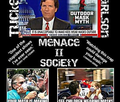 Midnight Meme Of The Day! FOX News: A Menace To Society