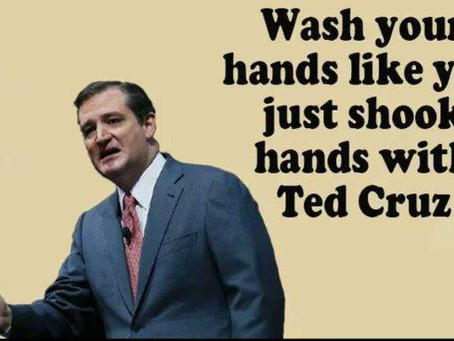Midnight Meme Of The Day! Ted Cruz, Mr. Congeniality