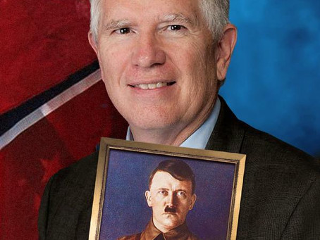 Is Mo Brooks More Likely To Go To Prison Or The Senate?