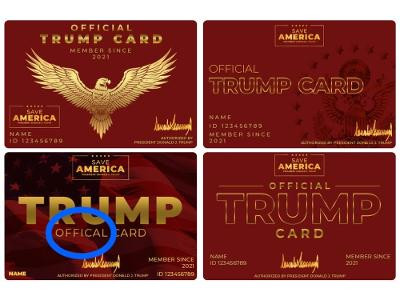 Midnight Meme Of The Day! The Oh-Fecal Trump Card!