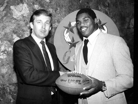 A Warnock Reelection Victory Starts With Herschel Walker's Nomination