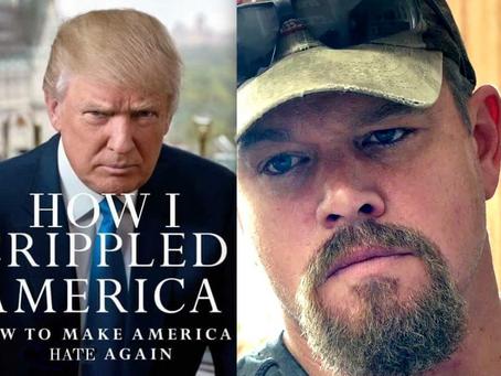 How Matt Damon Prepared To Play A Trump Supporter From Stillwater, Oklahoma