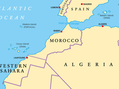 Scorched-Earth Diplomacy: Trumpism and Western Sahara-- A Guest Post By Liam O'Mara