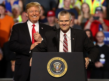 Not All Racists Are In The South-- Montana Elected One To Congress: Meet Matt Rosendale