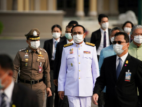 Thailand-- Not The Land Of Smiles This Year