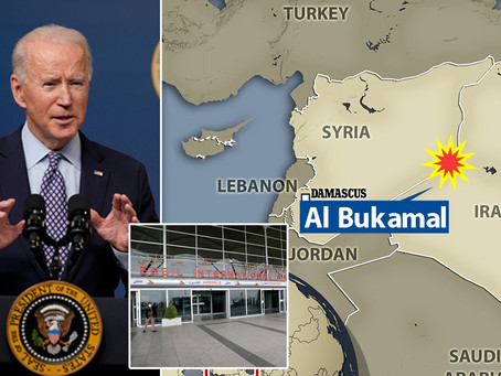 Foreign Correspondent: Biden's Bombing of Syria Is a Dangerous Step Backward