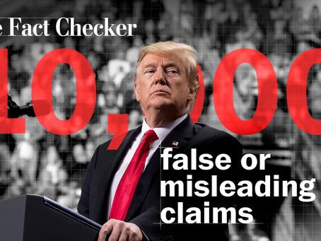 "Fake ""Trump Administration Accomplishments"""