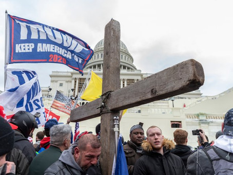 Another Right-Wing Grievance/Resentment For Life's Losers: Violent, Nationalistic Religion This Time