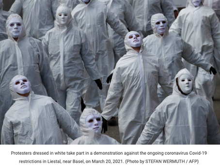 Conventional Wisdom Says The End Of The Pandemic Is Nigh; Conventional Wisdom Is Usually Wrong