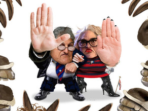 Build Back Better Act Continues Dissolving As Manchin & Sinema Do Their Little Hitler-In-Paris Jigs