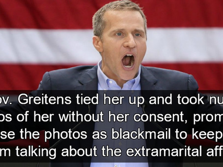 Not All Americans Are Like Eric Greitens... Right?