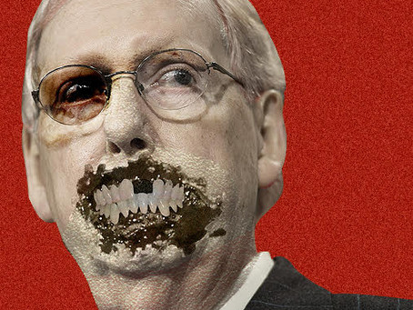 McConnell Threatens To Harm The American People If The Dems Pass Their Agenda
