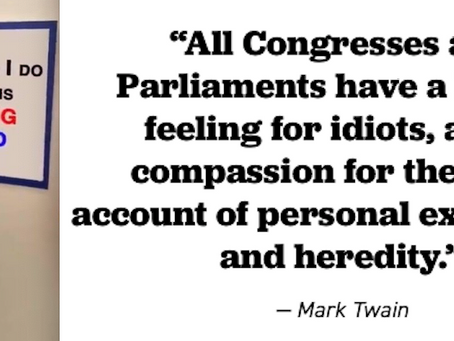Not Every Member Of Congress Is Mediocre (Or Worse)