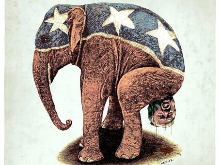 Investigative Historian Eric Zuesse On... How Bad Republicans Are