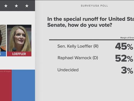 Will Sore Loser Trump Cost The GOP Their Senate Majority?