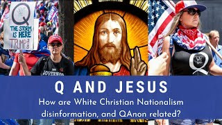 Can Jesus' Message Be Banished From His Own Religion? QAnon Is Working On It