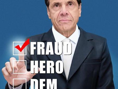 N.Y. Governor Cuomo's Catastrophic Failure at Covid-19