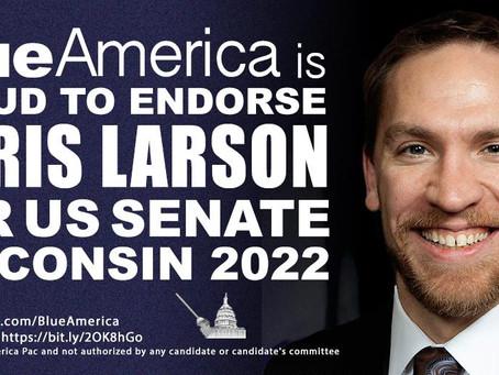 Senate Endorsement Alert: Wisconsin!
