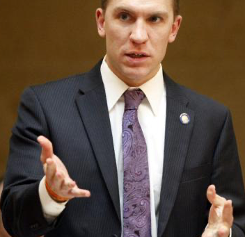 Chris Larson Announced For The US Senate Today