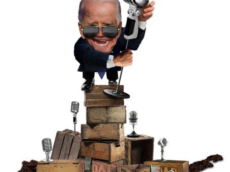 Democrats Are Fighting To Hold Onto Democracy-- Where's Joe Biden?