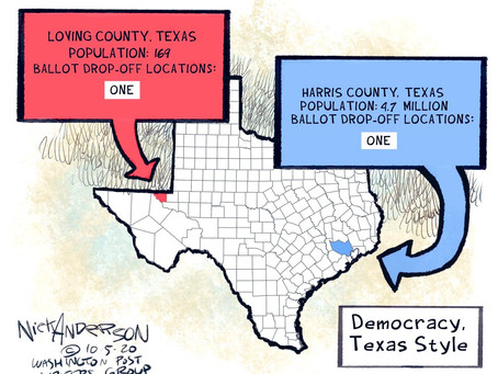 Can Texas Democrats Save Democracy In Their State?