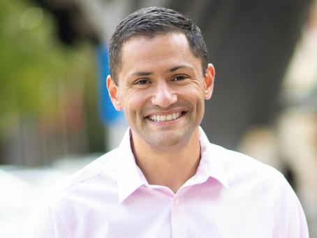 2021 Hot Race: Virginia, Lieutenant Governor-- Meet Sam Rasoul