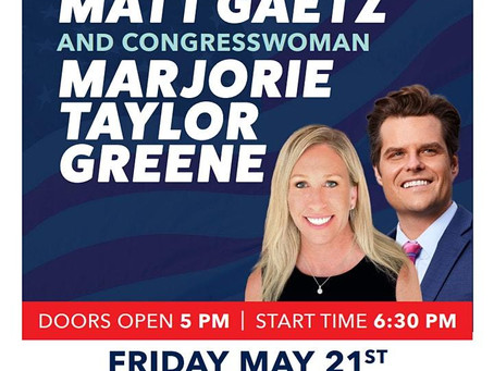 Everyone-- Except Marjorie Taylor Greene-- Already Knows How The Matt Gaetz Story Ends