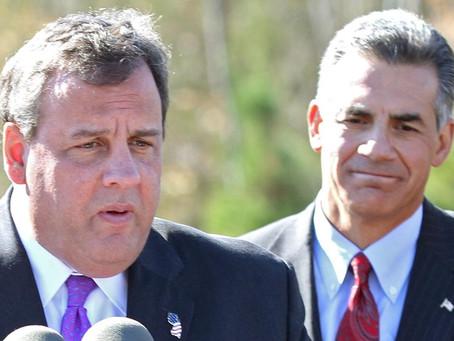 It's April 1 In New Jersey, So Chris Christie Endorses Jack Ciattarelli For Governor
