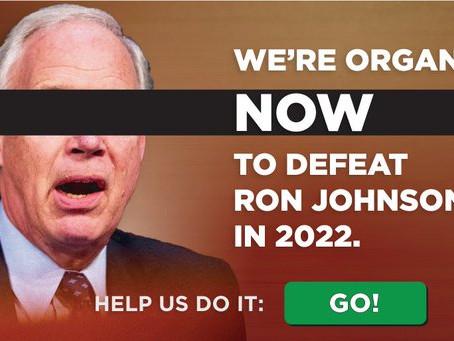 Wisconsin Racist Ron Johnson Steps In It Again