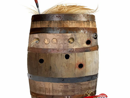 Trump Must Love Losing-- He Instigates 4, 5 Losses/Day As He Continues Trying To Steal The Election